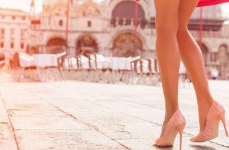 Красивые ножки - 10 шагов к совершенству
