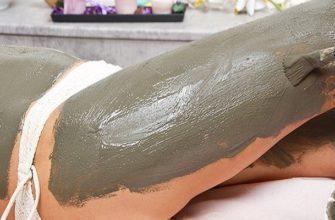 Антицеллюлитное обёртывание с глиной