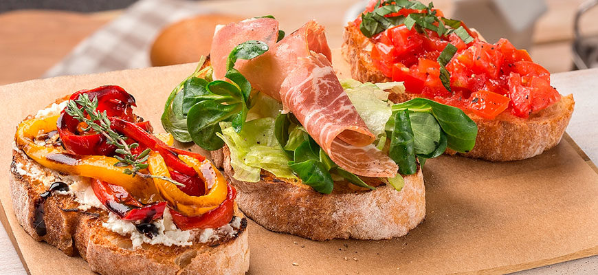 Бутерброды холостяцкие