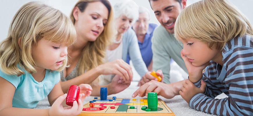 Чем заинтересовать ребенка Как выбрать игры и развлечения