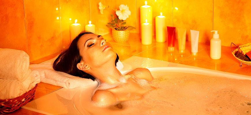 Ванна красоты, или ароматный способ поднять настроение