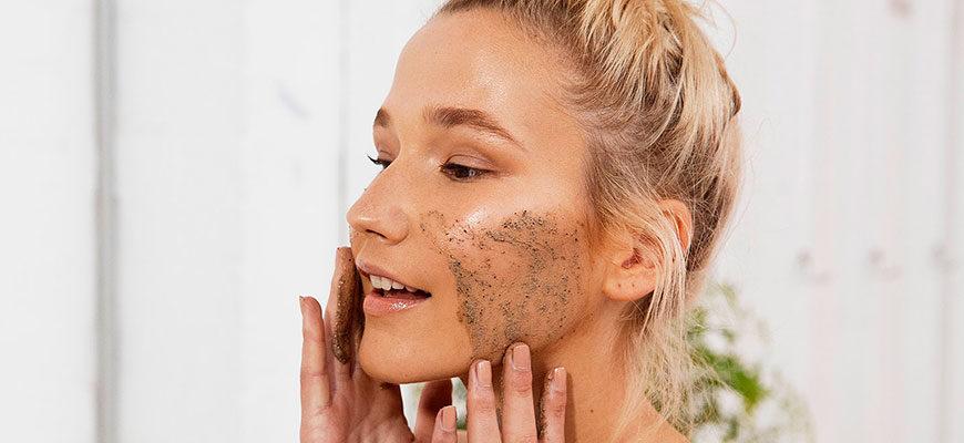 Очищение кожи. Скраб и пилинг