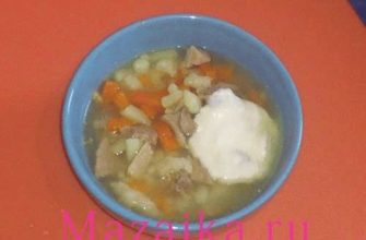 Суп с клецками рецепт супа с клецками